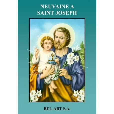 Livret - Neuvaine à St Joseph