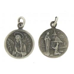Medaille 14 Mm Buste Banneux - Appar Banneux