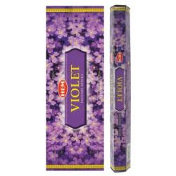 Bâtons d'encens - Violette