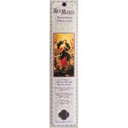 Bâtons d'encens - Marie qui défait les noeuds
