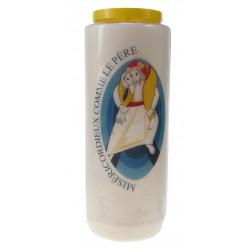 Luminaire 9J Blanc Jubil de la Mis ricorde Fr