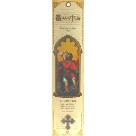 B tons d encens St Christophe
