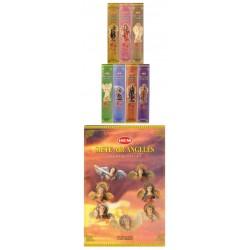 Bâtons d'encens - Sept Archanges