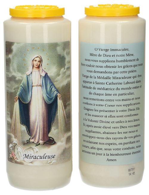 Avec image + prière (r/v)